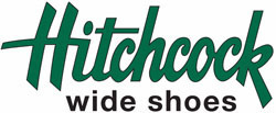 Hitchcock Wide Shoes Logo