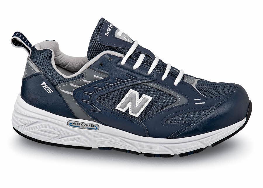 Navy 1105 Sl 2 Runner Hitchcock Wide Shoes