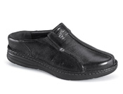 Black Jackson Orthopedic Clog