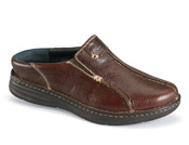 Brown Jackson Orthopedic Clog