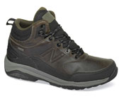 Brown Waterproof Trail Boot