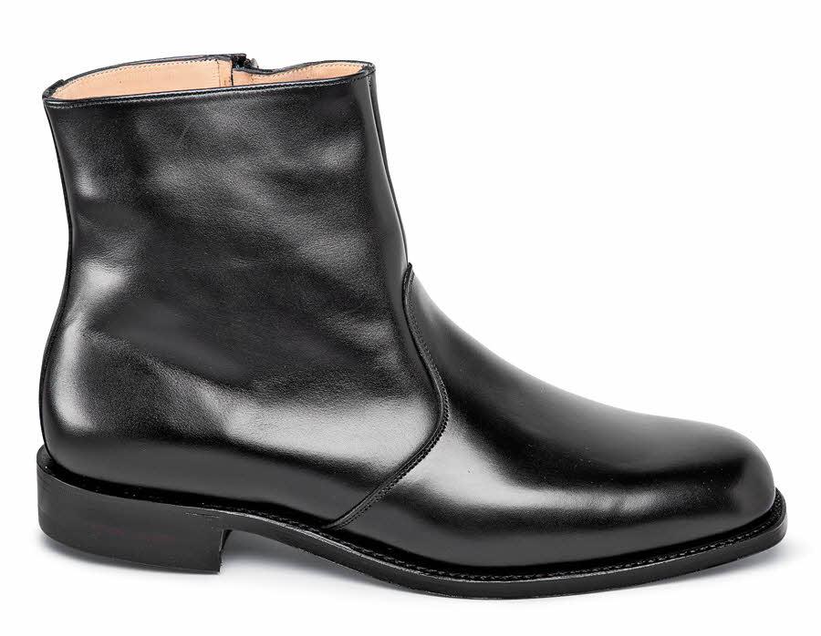 wide dress boots
