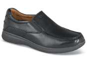 Black Great Lakes Slip-on