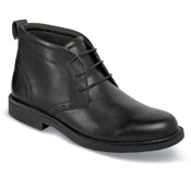 Black Waterproof Johnson Boot