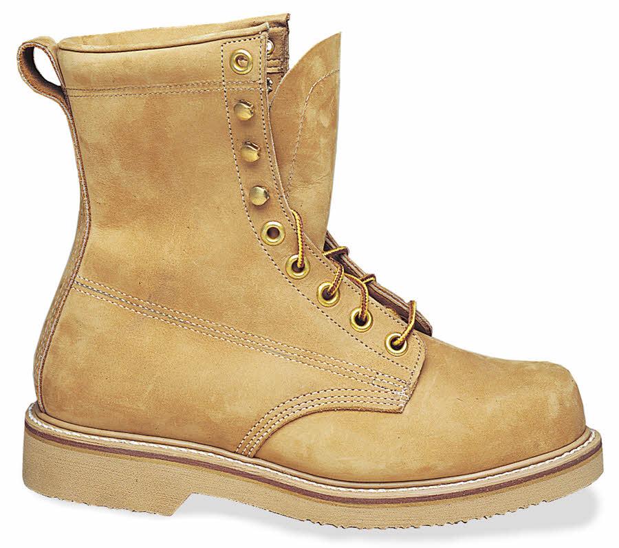 8-inch Nubuck Insulated Boot
