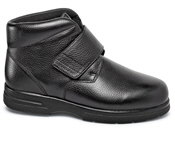 Black Big Easy Strap Chukka