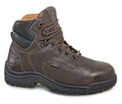Titan Safety Boot Dark Mocha