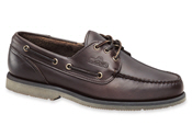Docksides Dark Brown Foresider