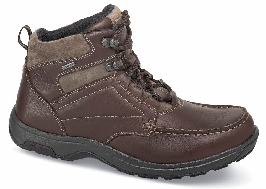 Brown Gore Tex Chukka Boot Hitchcock Wide Shoes