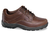 Brown Midland 5-eyelet Oxford