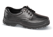 Black 4-eyelet Sport Oxford