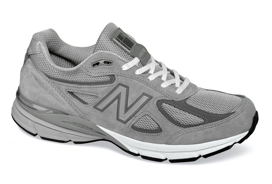 check out 473fe ef48c Grey 990 SL-1 Running Shoe