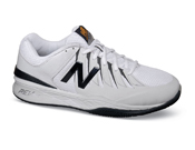 White/black 1006 Tennis Shoe