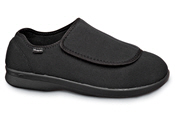 Black Cush'n Foot Slipper-shoe
