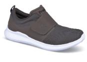 5adb41ca77 Navy/grey Propet One Sport tie | Hitchcock Wide Shoes