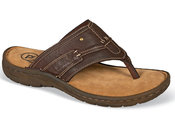 Coffee Jonas Thong Sandal