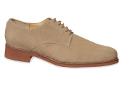 Tan Buck 4-eyelet Oxford