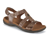 Revsoothe Stone T-Strap Sandal
