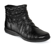 Pandora Black Side Zip Boot