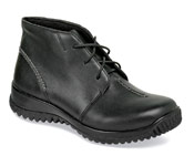 Krista Black Chukka Boot