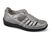 Ginger Pewter Fisherman Sandal