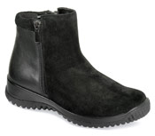 Kool Black Side Zip Boot