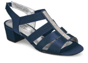 Eve Navy Dress Sandal