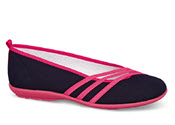 Sunflower Flat Navy/Fuschia