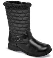 "Pixie Black 9"" Side-Zip Boot"