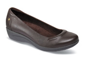 Veeda Oleena Brown Wedge