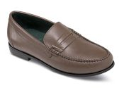 Lauren Brown Penny Loafer