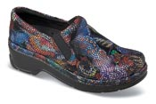 Naples Butterfly Mosaic Clog