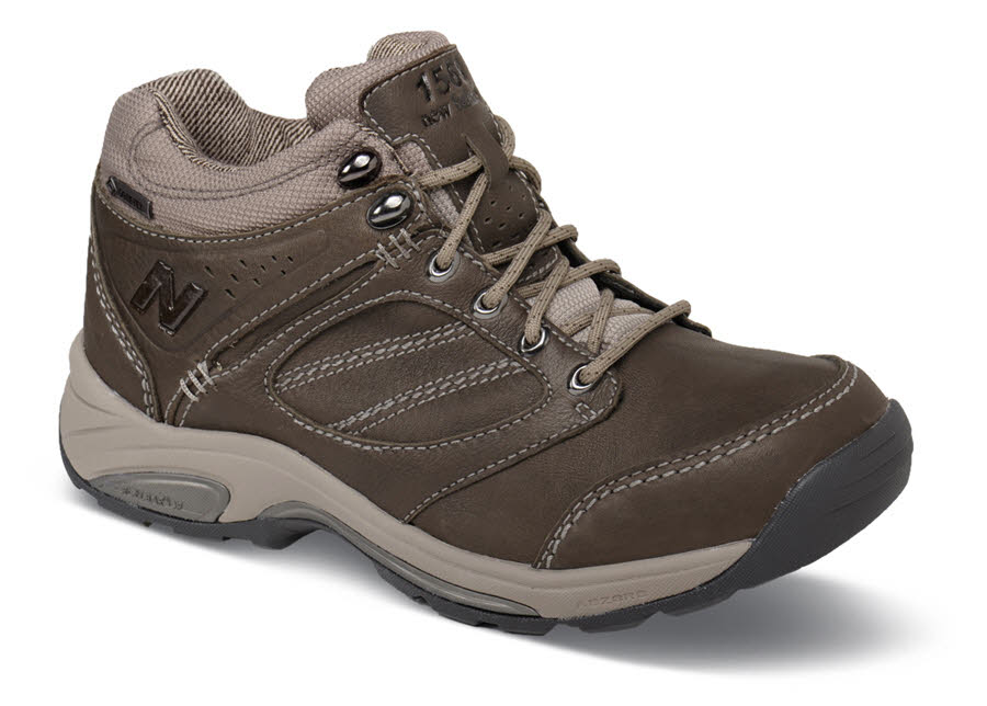 96d8c467e129a Brown WW1569 Gore-Tex Boot | Hitchcock Wide Shoes
