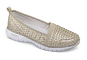 Travellite Champagne Slip-on