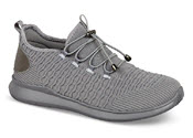 Travelbound Grey Knit Toggle