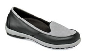 Wish Black/Grey Airloft Slip-on