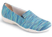 Carmela Blue Multi Sport Slip On