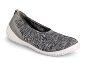 Knit Ballet Dark Grey Sport Flat