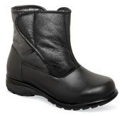 Claire Black Waterproof Boot