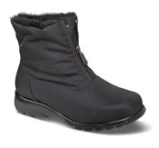 Alyssa Front-Zip Waterproof Boot