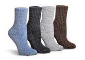 Countryside Wool/Silk Socks