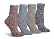 Cypress Ragg Cotton Socks