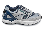 Apex Runner Silver/navy