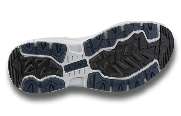 dca9b05246 Navy Oak Canyon Trainer | Hitchcock Wide Shoes