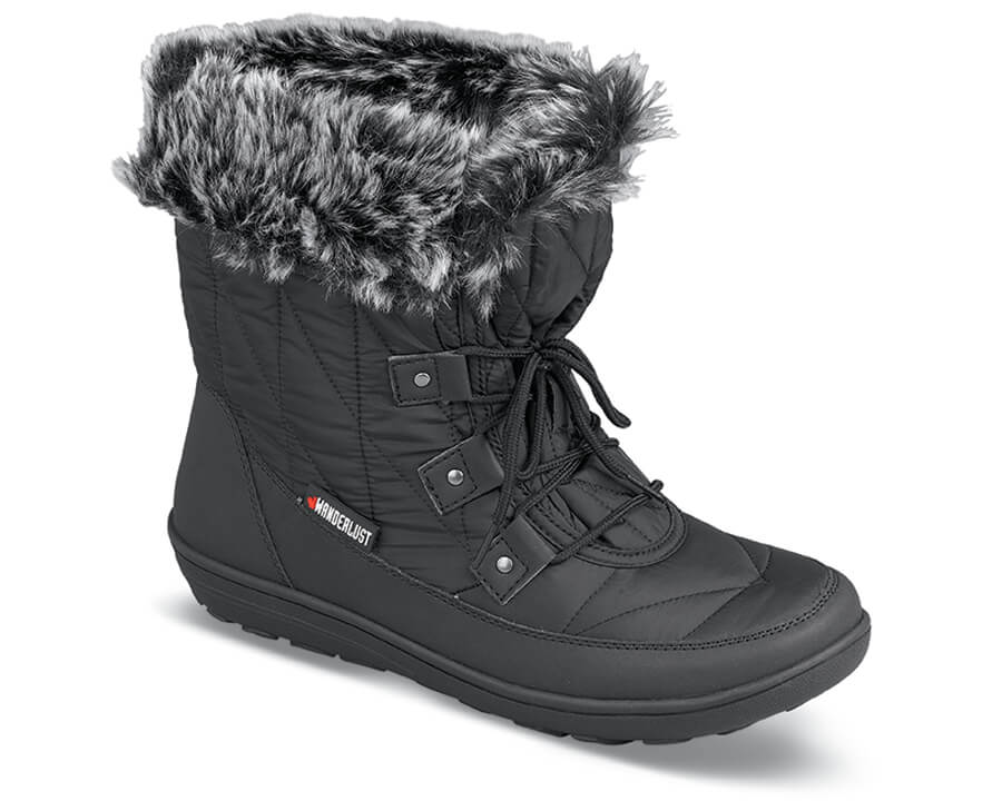 Wanderlust Women/'s   Snowflake Snow Boot
