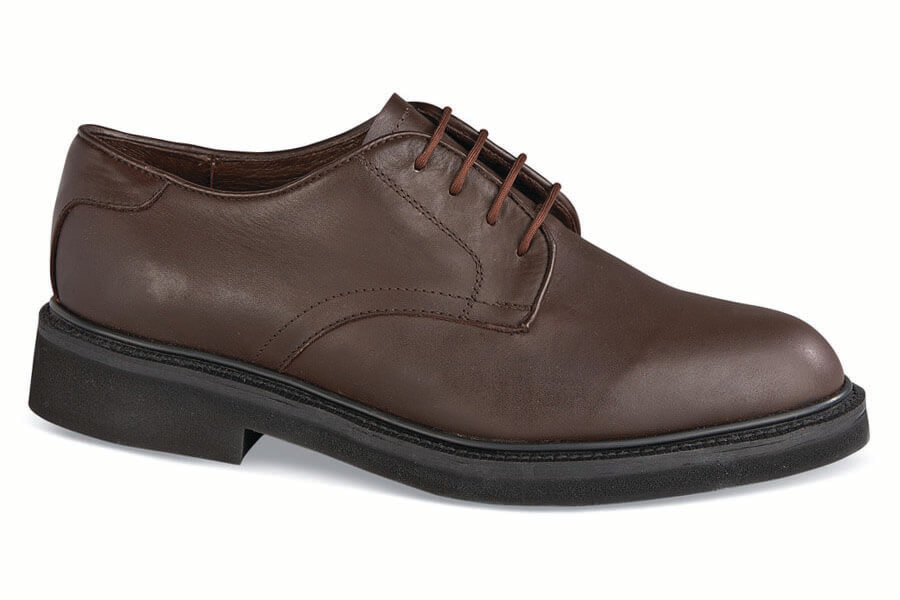 Brown Oiled Madison Oxford