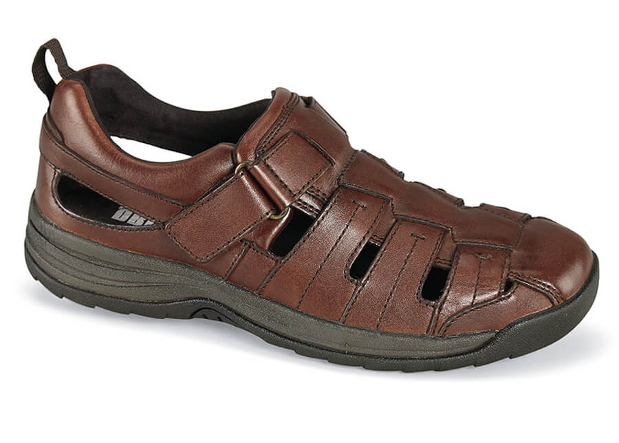 Brandy Dublin Fisherman Sandal