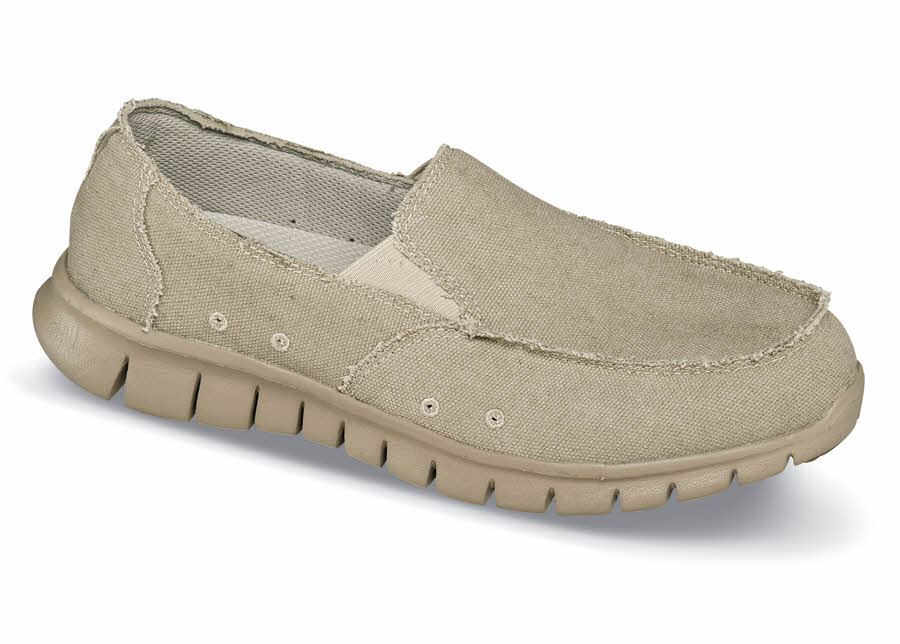 Sand Canvas McLean Slip-on