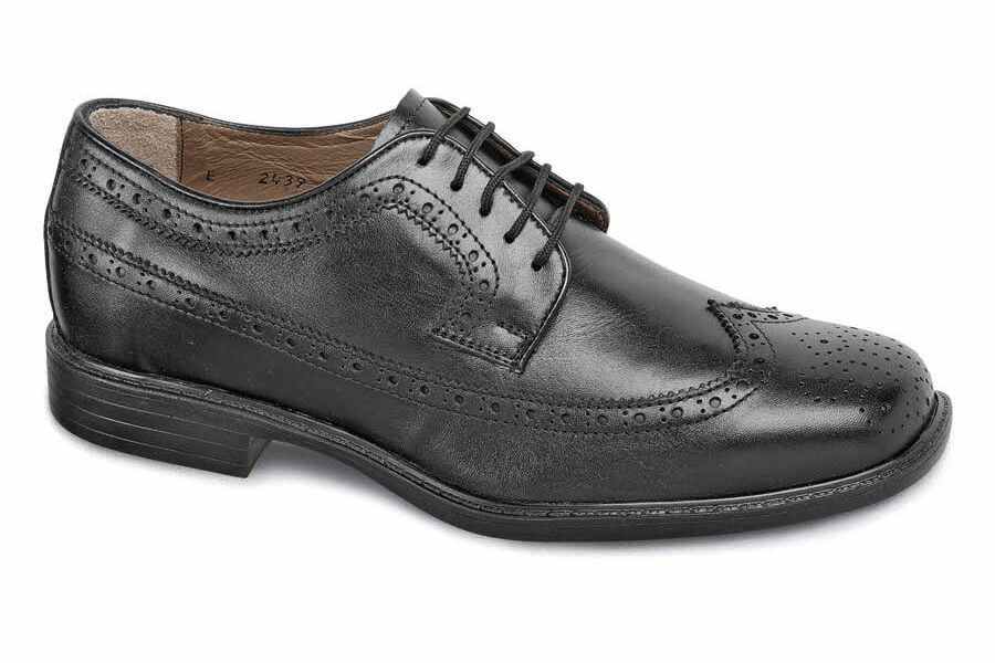 Black Long Wing XD Oxford