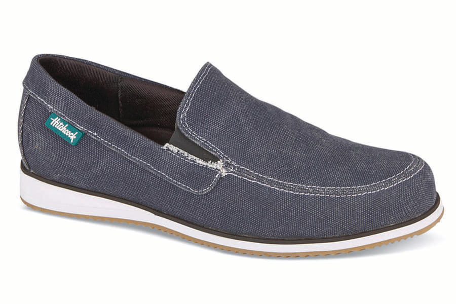 Denim Canvas Yoshi Slip-on